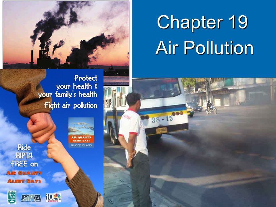 Solutions: Reducing Outdoor Air Pollution In 2003, fourteen states and a number of U.S.