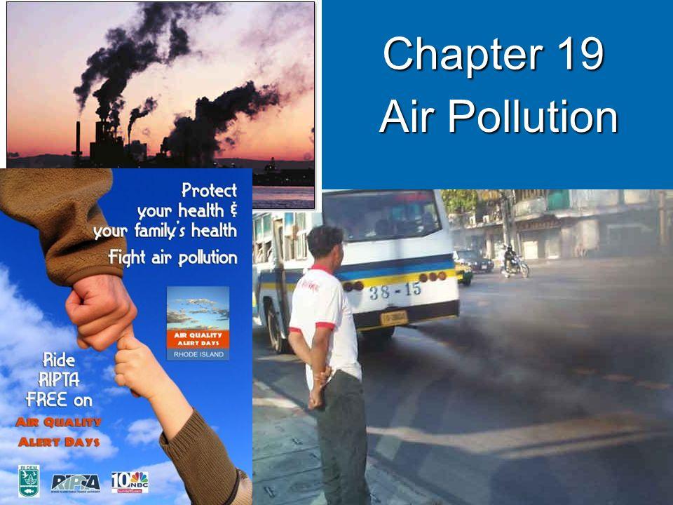 Chloroform Benzo- -pyrene Styrene Radon-222 Methylene Chloride Tobacco Smoke Carbon Monoxide Asbestos Nitrogen Oxides 1, 1, 1- Trichloroethane Particulates FormaldehydeTetrachloroethylene TCE Para-dichlorobenzene See p.