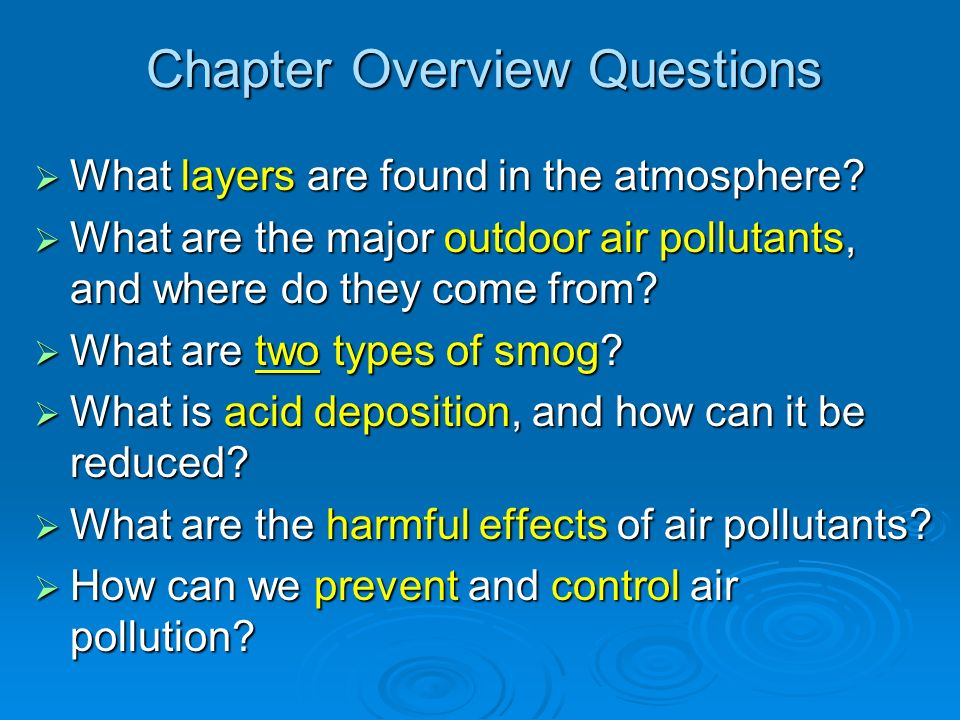 Effects of Acid Deposition… Dead or Severely Damaged Forests and Lakes, (especially in the Northeast US and Canada)