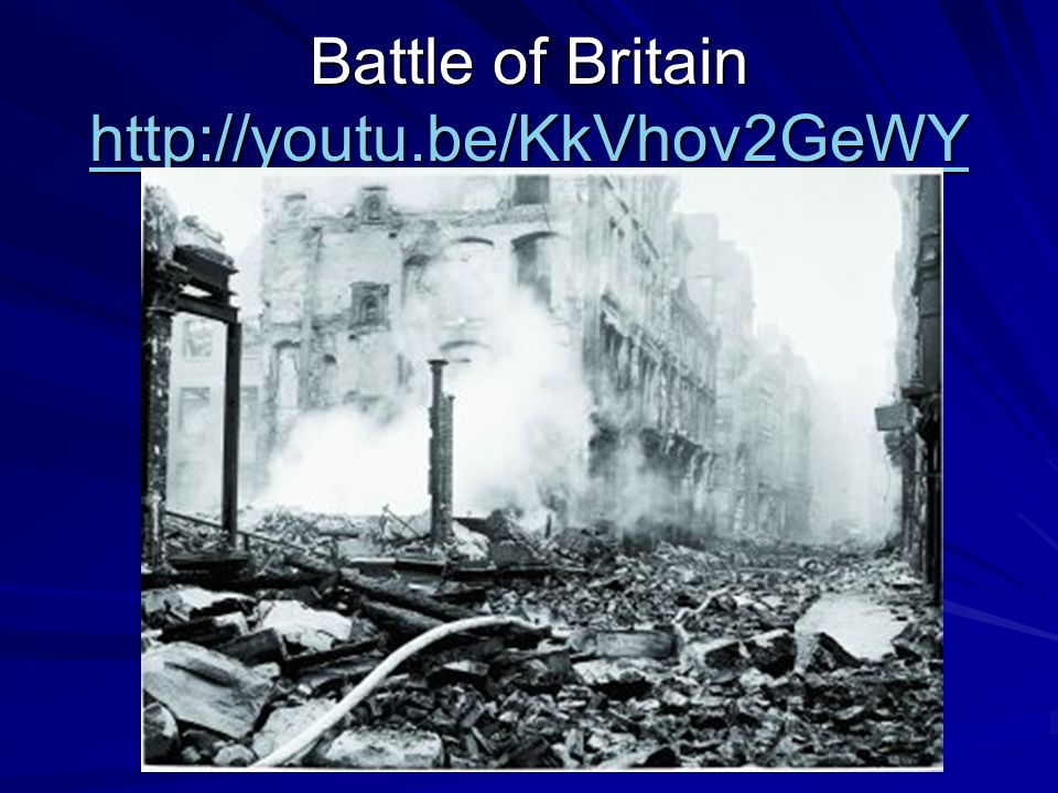 Battle of Britain http://youtu.be/KkVhov2GeWY http://youtu.be/KkVhov2GeWY