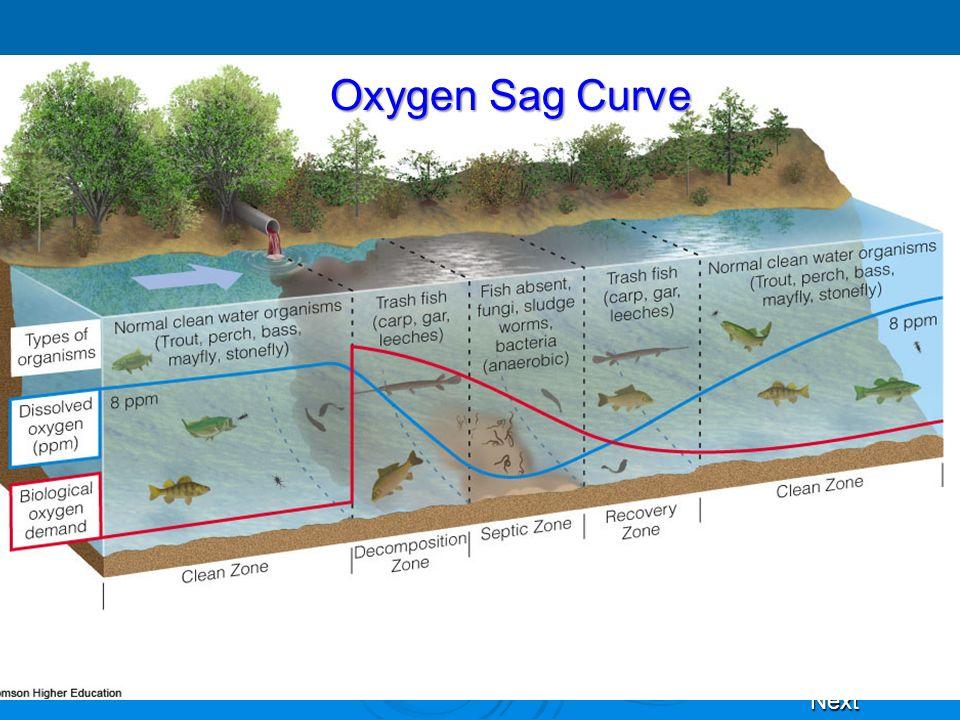 Next Oxygen Sag Curve