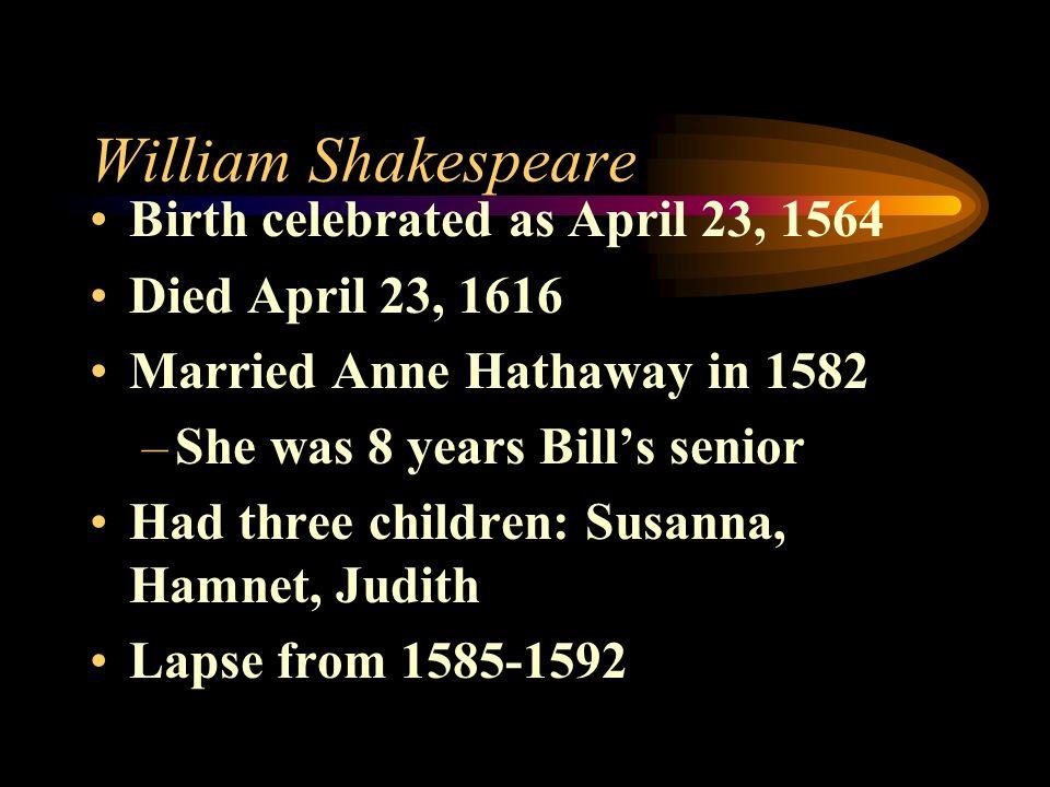 Shakespeare & Julius Caesar