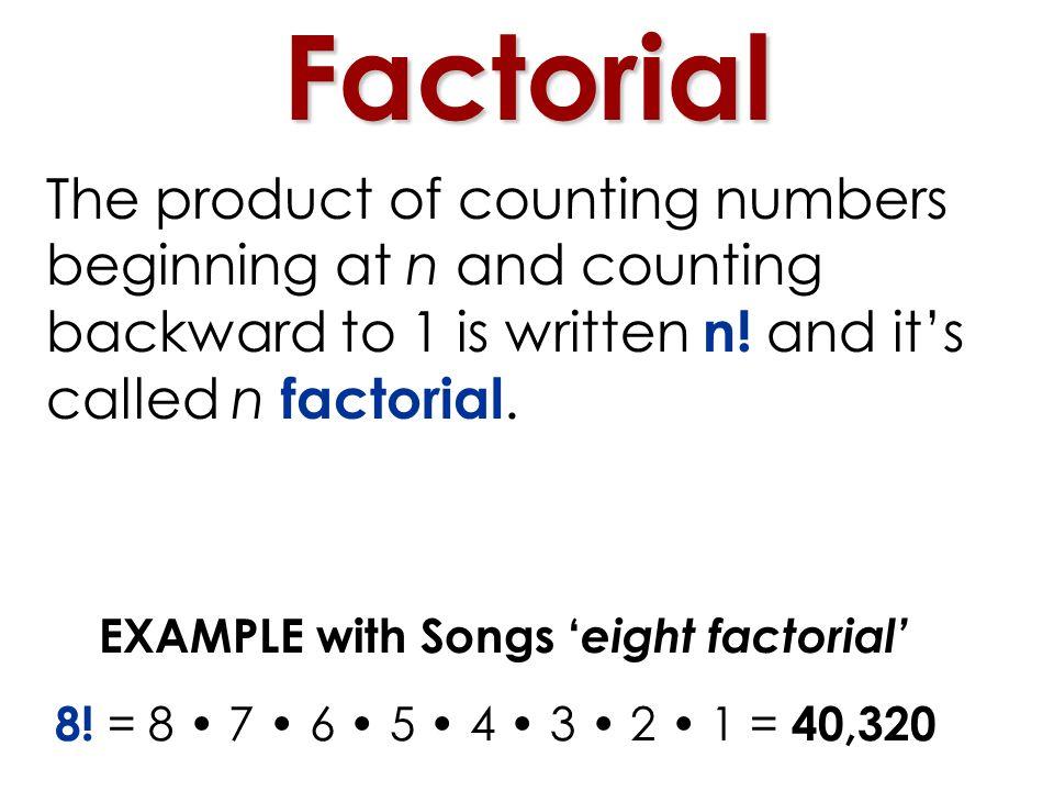 Factorial Simplify each expression.a.4. b.6. c.