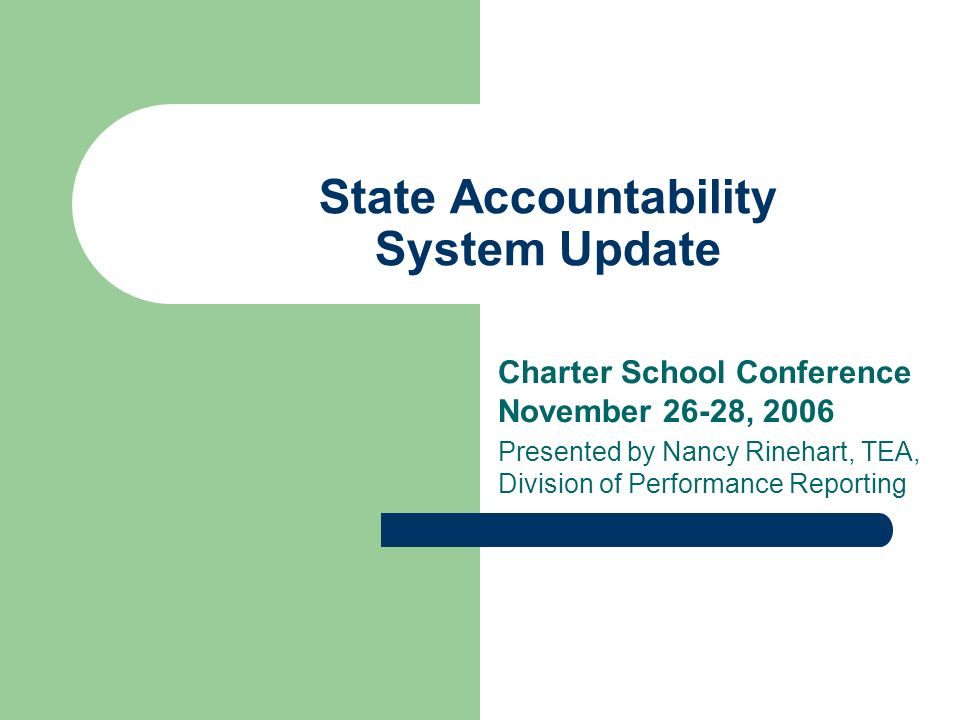 52 Preview of 2007 Standard Accountability (cont.) TAKS-I TAKS-I results will be used in the state accountability system for the first time in 2008.