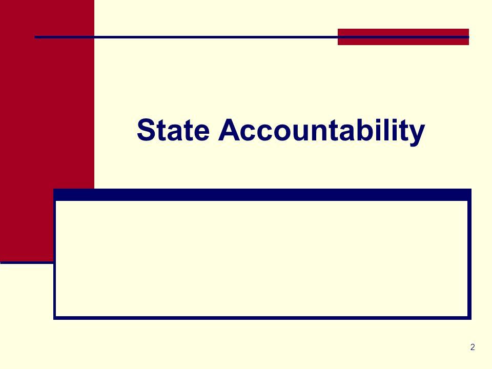 2 State Accountability