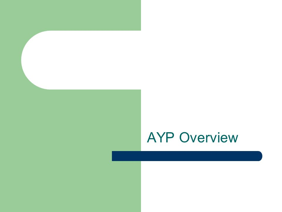 AYP Overview