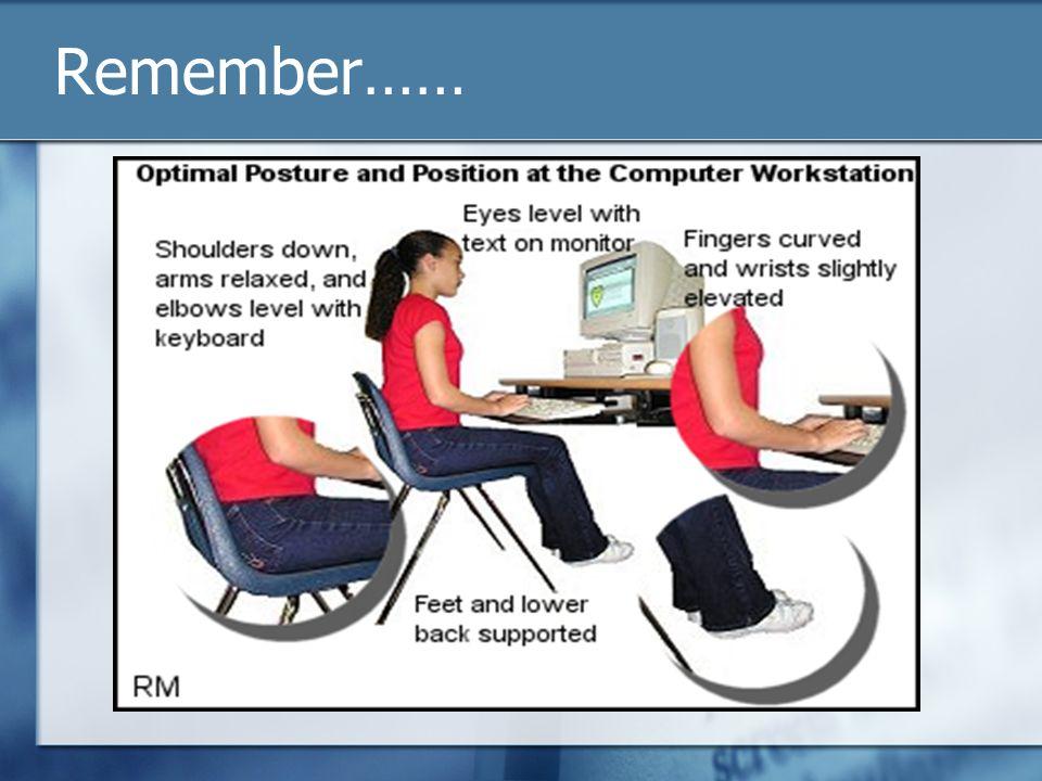 Healthy Posture