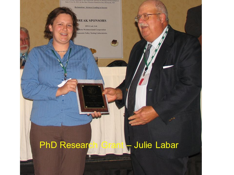 PhD Research Grant – Julie Labar