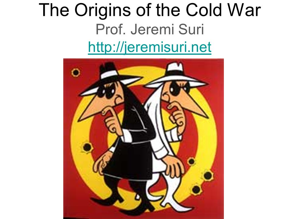 Key points: 1.Total War and the Atomic Bomb 2.International Threats 3.George Kennan and Cold War Containment