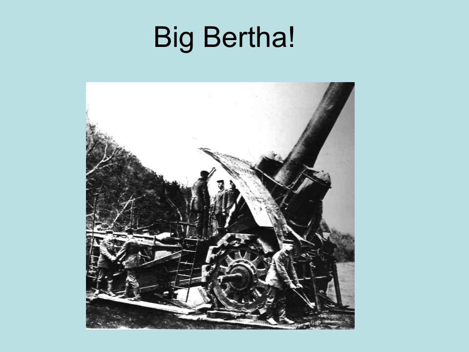 Big Bertha!