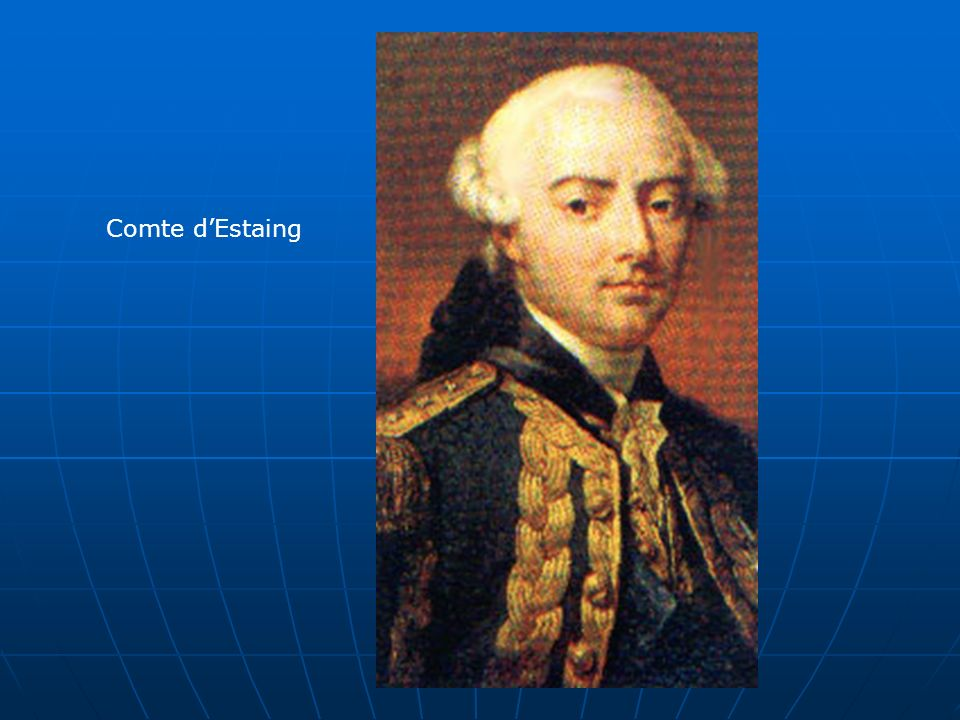 Comte dEstaing