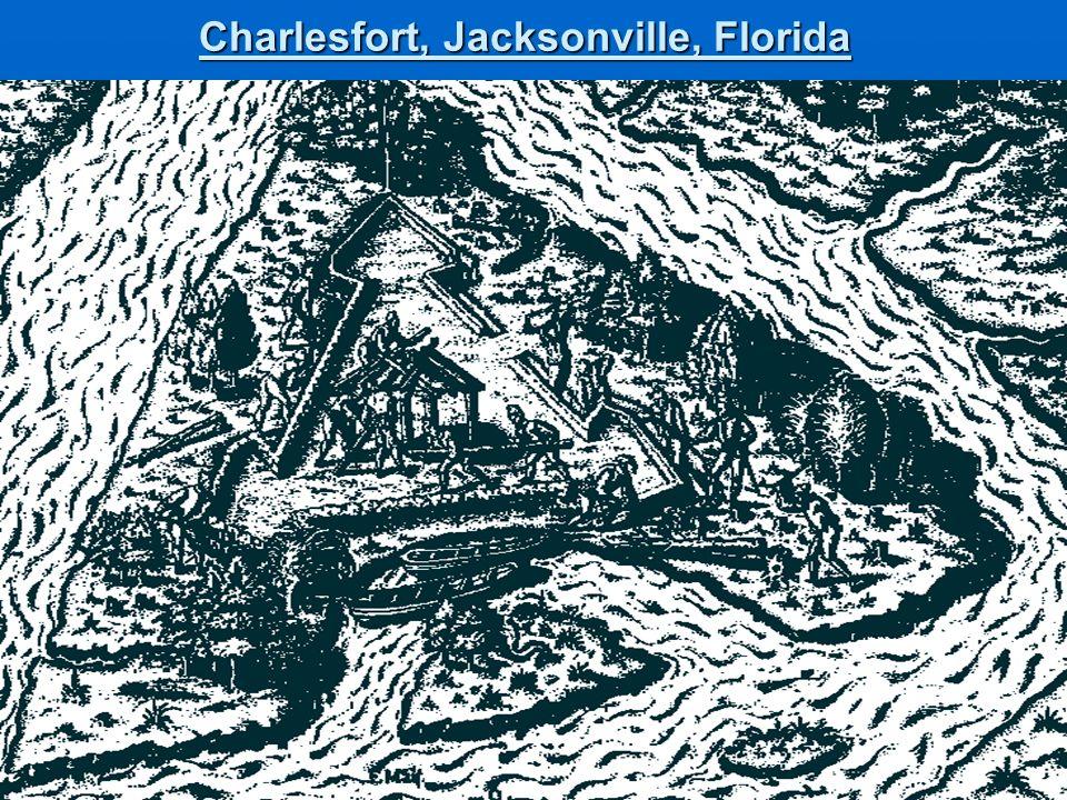 Charlesfort, Jacksonville, Florida