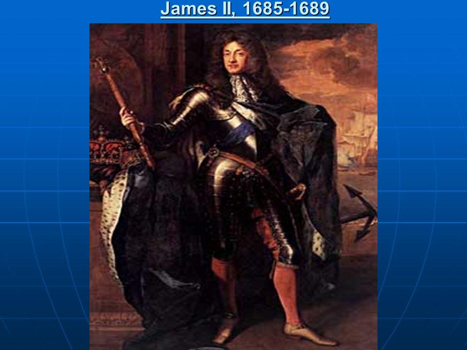 James II, 1685-1689