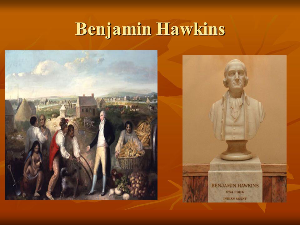 Benjamin Hawkins