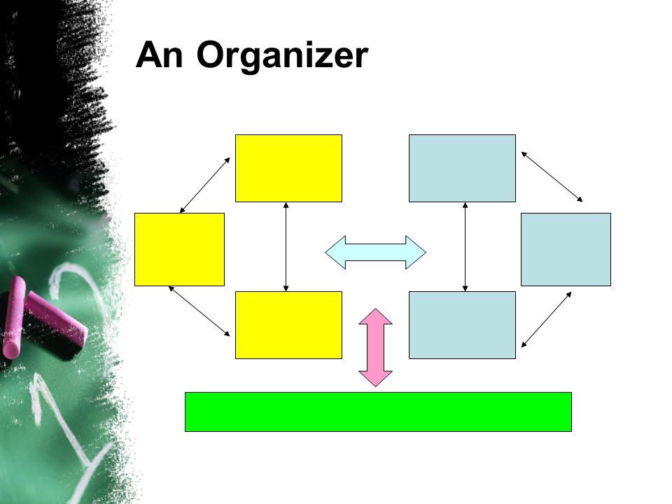 An Organizer