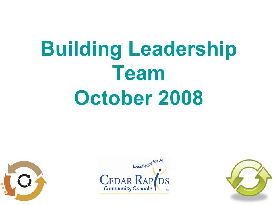 Career Ladder PLC Leaders