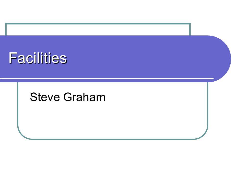 Facilities Steve Graham