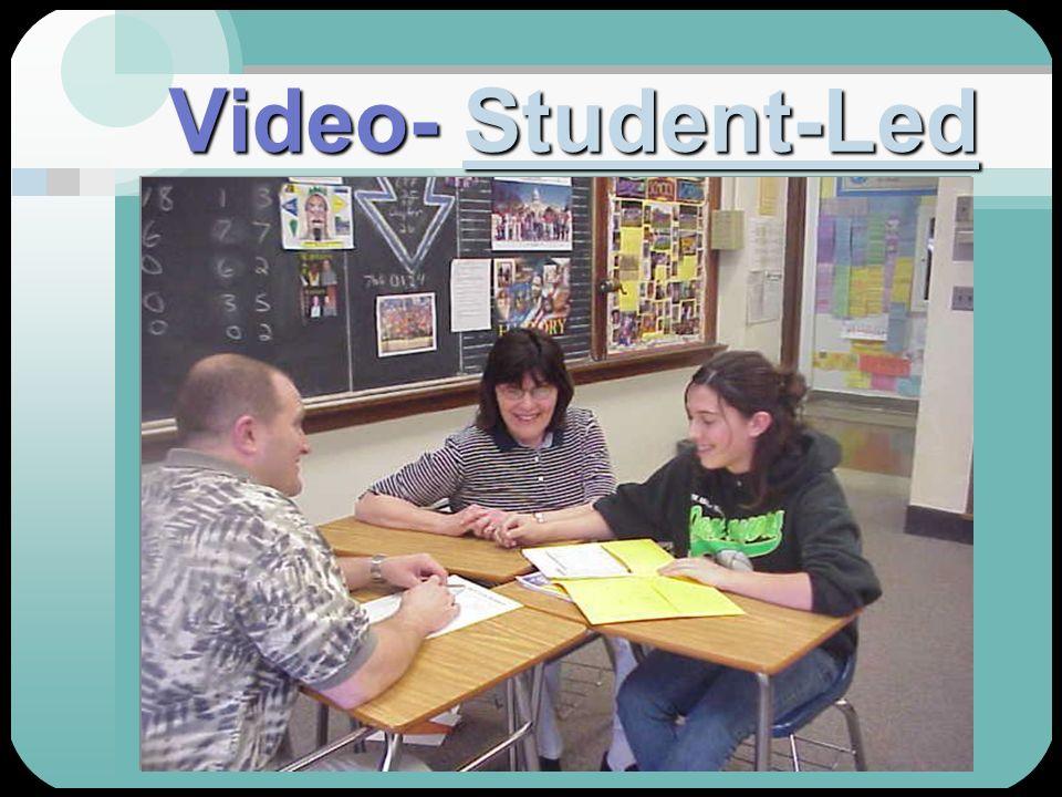 Video- Student-Led Student-Led