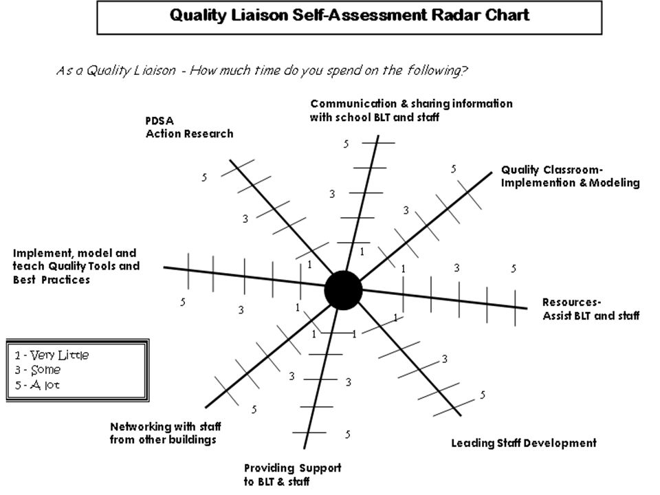 Radar Chart Observations What do the results show.