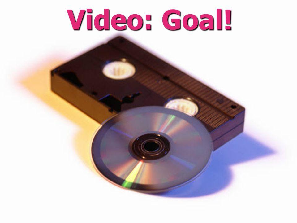 Video: Goal!