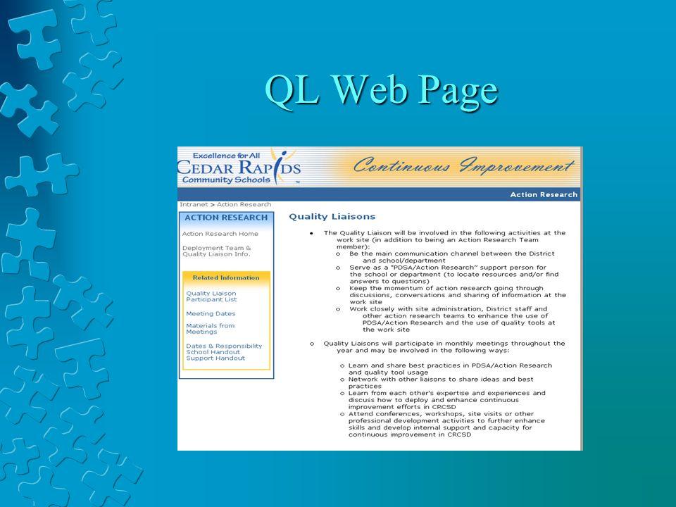 QL Web Page