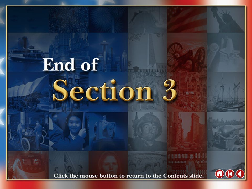 Section 3-30 Close Identify several specific health and employment programs of the Johnson era.