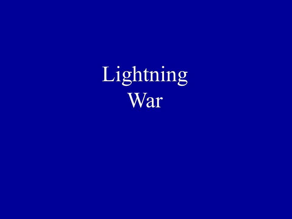 Lightning War