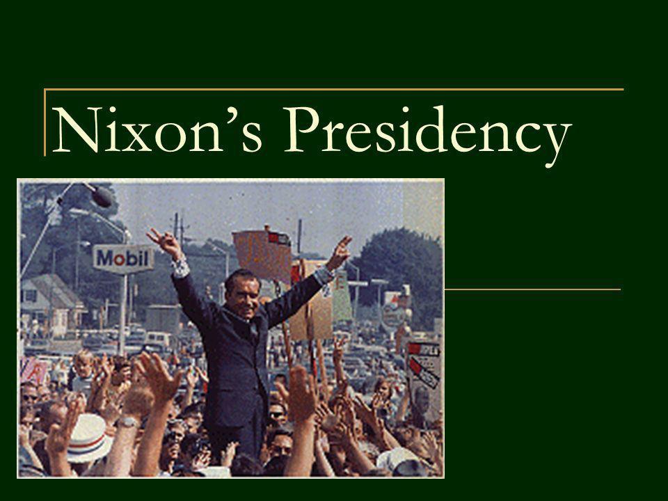Nixons Presidency