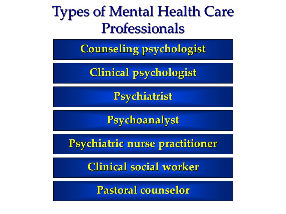 What are the differences between a clinical psychologist and a psychiatrist?