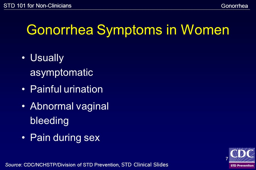 STD 101 for Non-Clinicians 38 Testing & Treatment for Genital Herpes Can be detected by: –culturing the lesion –blood test Herpes cannot be cured, but symptoms can be treated with medicines called antivirals.