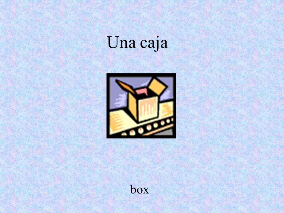 Una caja box