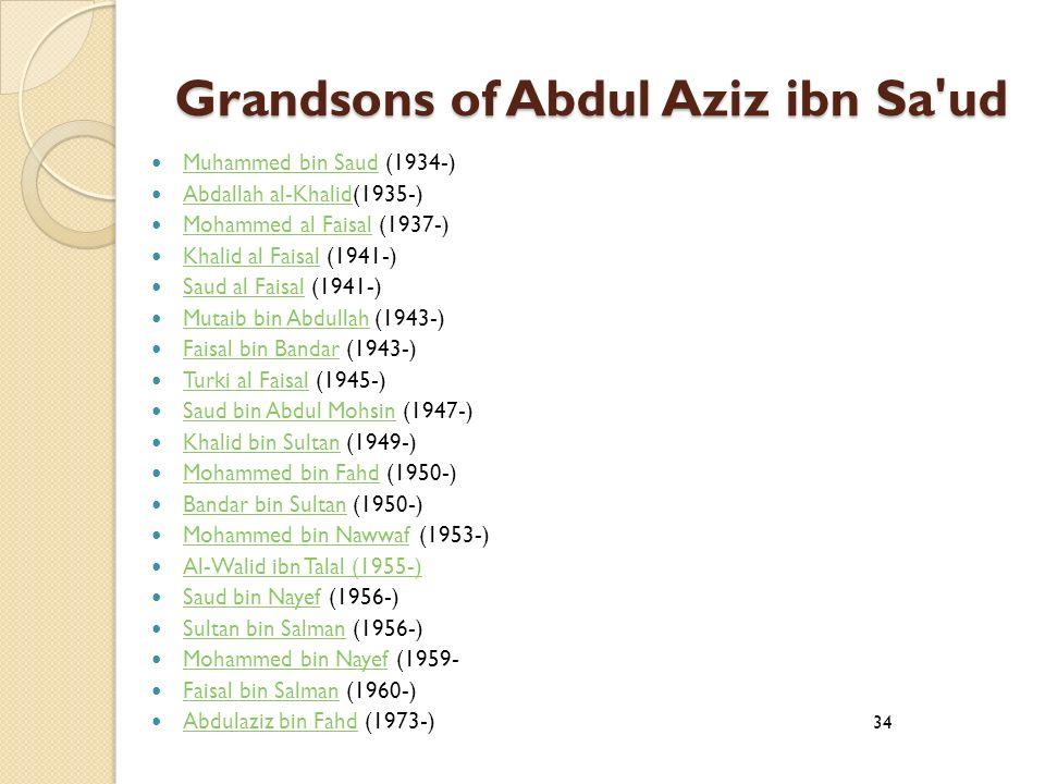 Democracy in KSA.