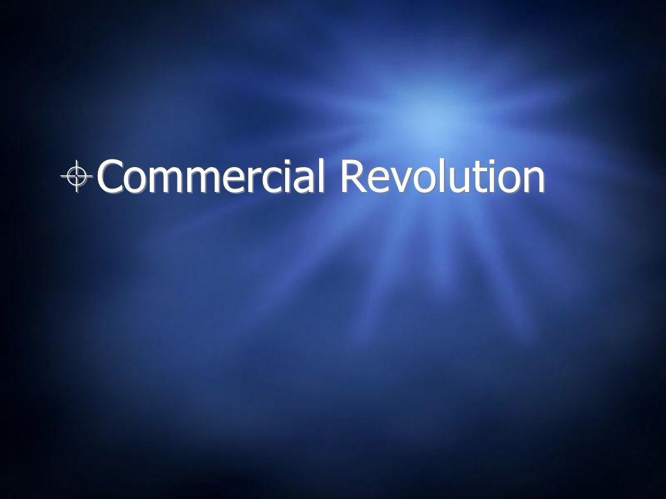Commercial Revolution