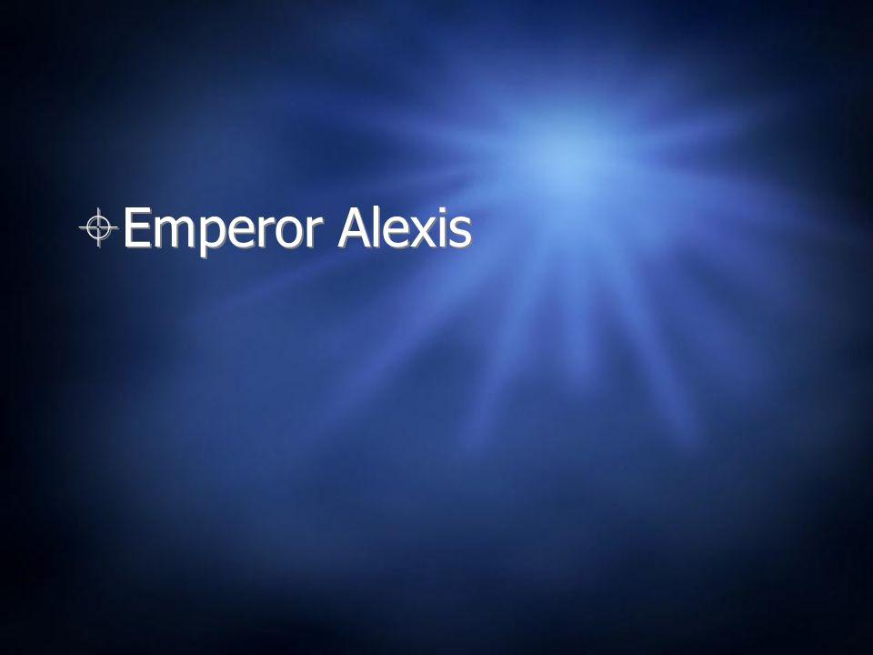 Emperor Alexis