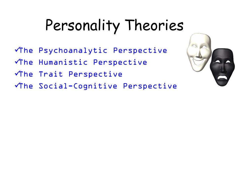 Psychoanalytic Theory of Personality Fathered by Sigmund Freud.