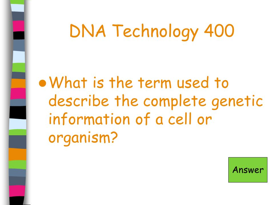 DNA Technology 500 What is the function of gel electrophoresis in DNA fingerprinting? Answer