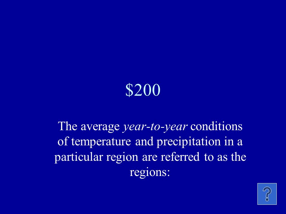 $100 Which of the following is a density independent factor? a.Weatherb. Crowding c. Parasitism