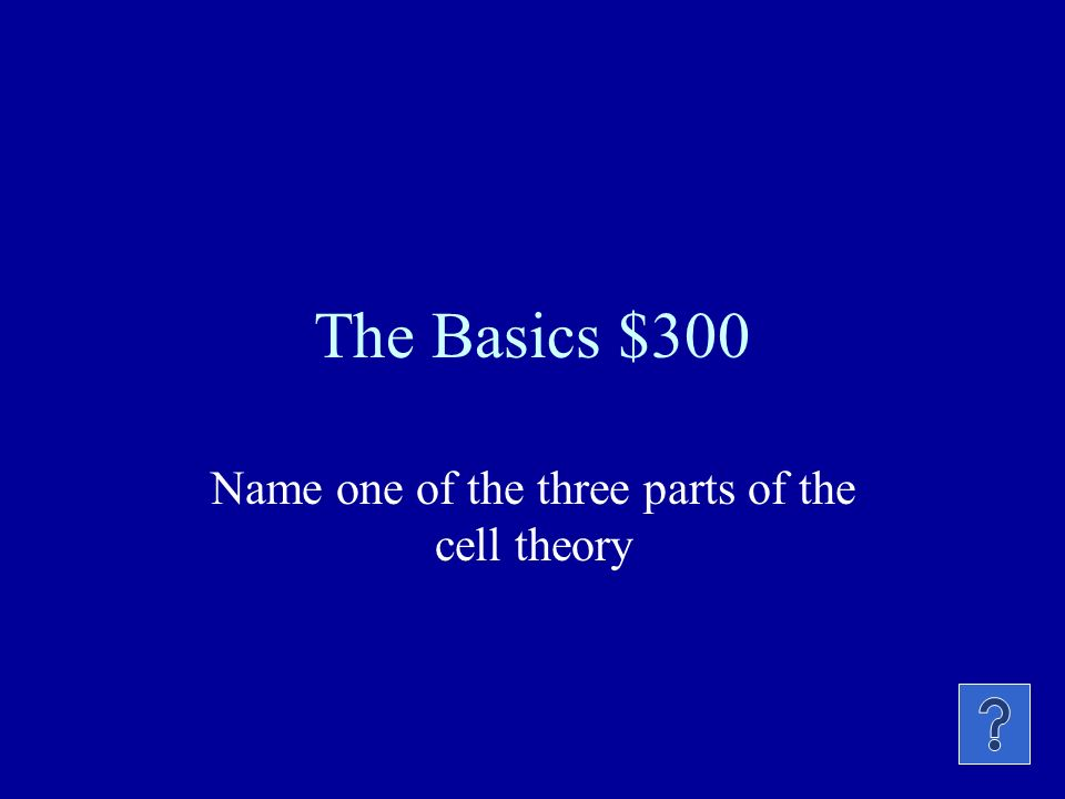 The Basics $200 Who was the first person to identify and see cork cells