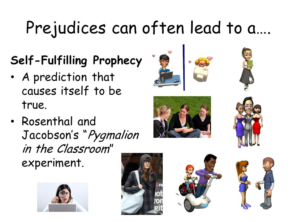 Prejudice Essay