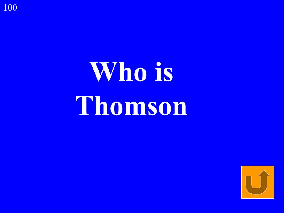 Who is Thomson 100