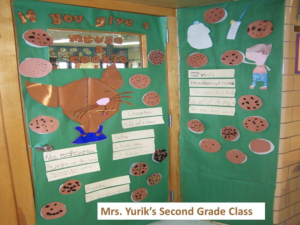 Mrs. Yuriks Second Grade Class