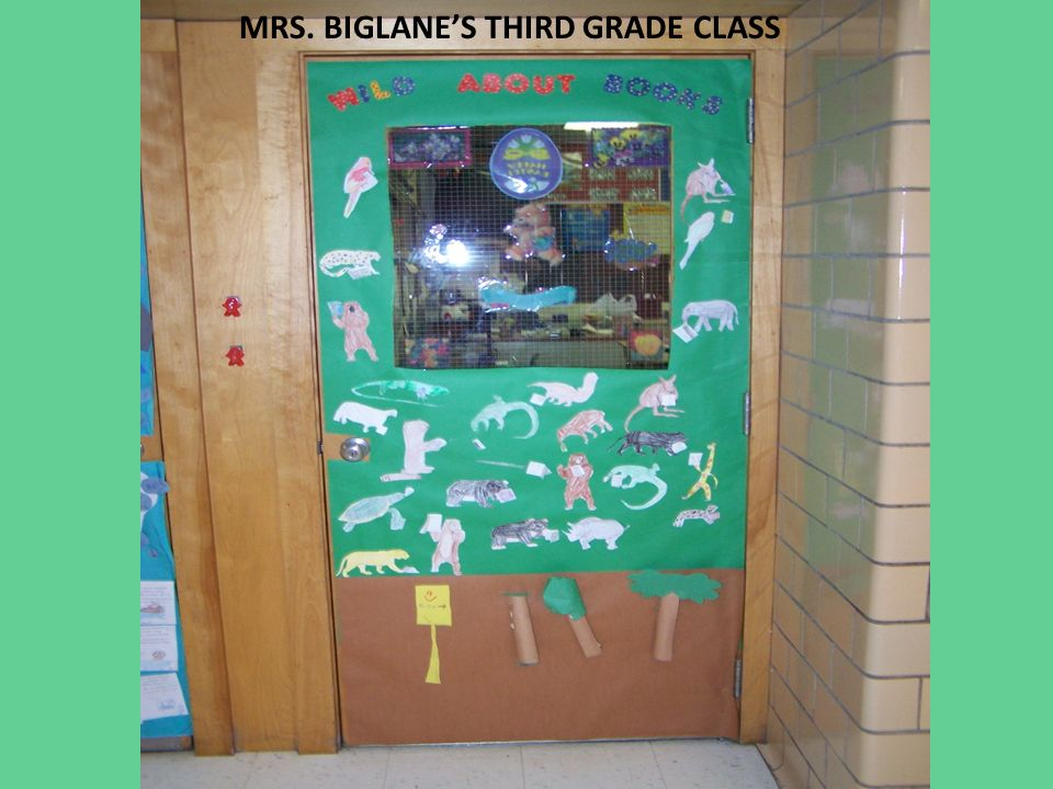 MRS. BIGLANES THIRD GRADE CLASS