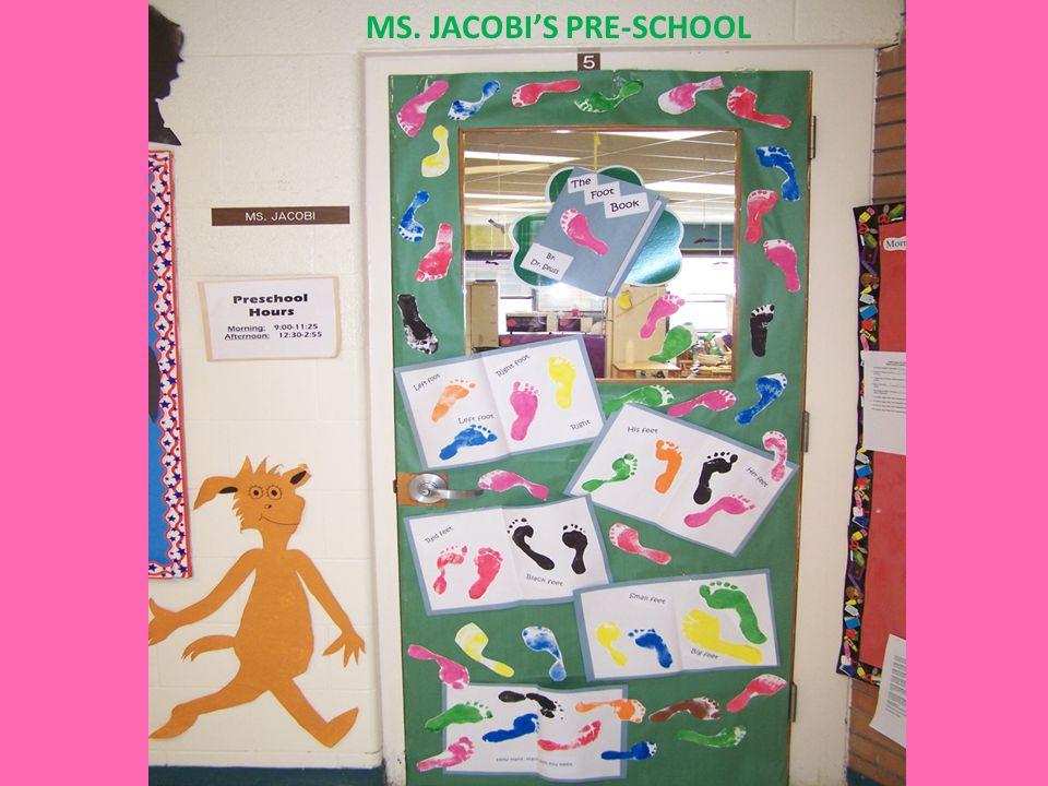 MS. JACOBIS PRE-SCHOOL