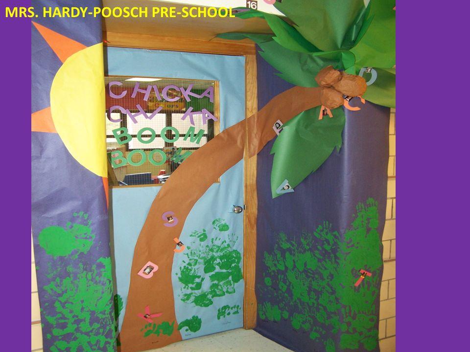 MRS. HARDY-POOSCH PRE-SCHOOL