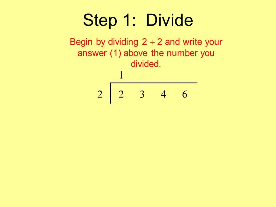 Subtract 14 – 14 = 0 117 22346 -2 03 -2 14 -14 00