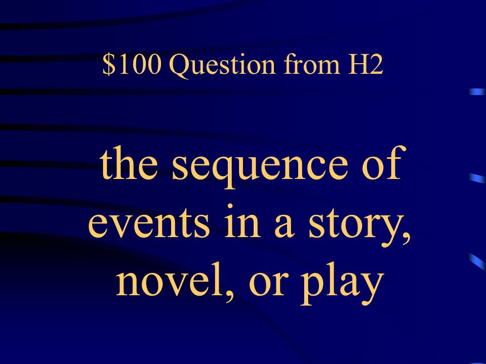 $500 Answer from H1 What is historical fiction?