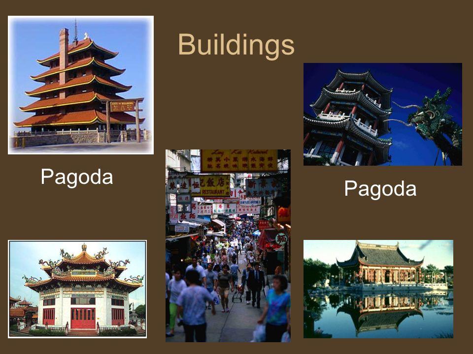 Buildings Pagoda