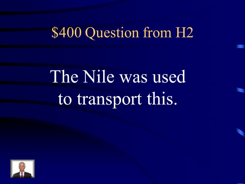 $300 Answer from H2 What is the Romans forced them to leave?