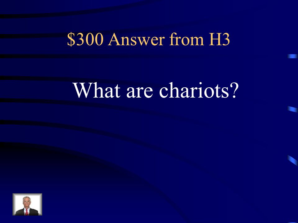 $300 Question from H3 Aryan warriors from Central Asia invaded and conquered northern India by using this.