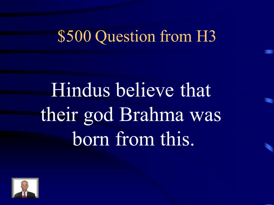 $400 Answer from H3 What is no one could change castes; everyone had to stay in the caste of their parents?